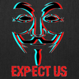 Expect US 3D - Tote Bag