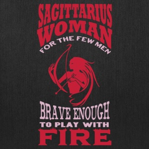 Sagittarius Woman Shirt - Tote Bag