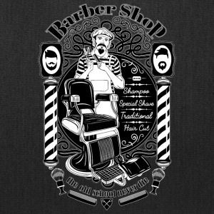 barber_shop - Tote Bag