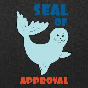 seal of approval - Tote Bag