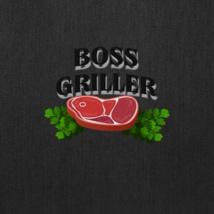 Boss Griller - Tote Bag