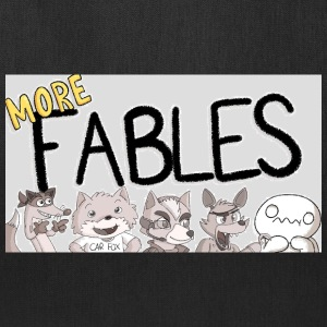 READING MORE FABLES THEODD1SOUT - Tote Bag