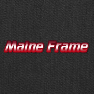 Maine Frame - Tote Bag