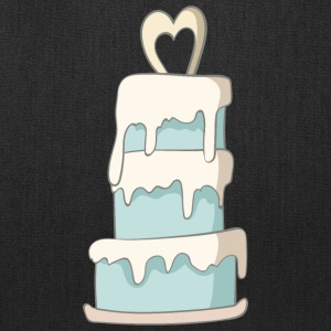 Wedding Cake - Tote Bag