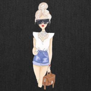 Fashion Girl - Tote Bag