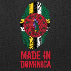 Made In Dominica - Tote Bag