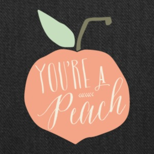 You're Peach - Tote Bag