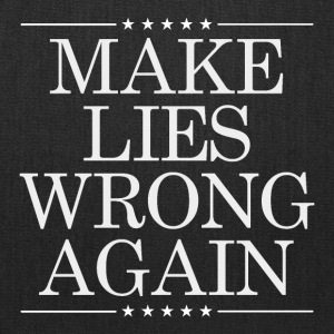 Make Lies Wrong Again Cap - The Original