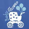 Baby shower stroller & balloons - Tote Bag