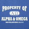 Alpha and Omega - Tote Bag