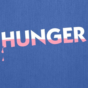 When Hunger Strikes! - Tote Bag