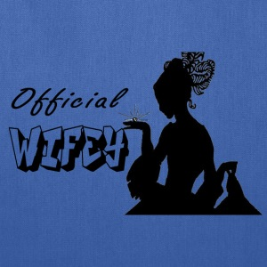 Official Wifey - Tote Bag