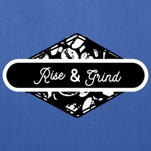 Rise and Grind - Tote Bag