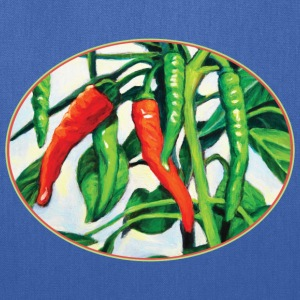 Chili Peppers - Tote Bag