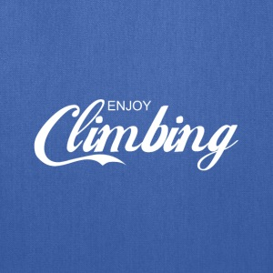 enjoy CLIMBING - Tote Bag