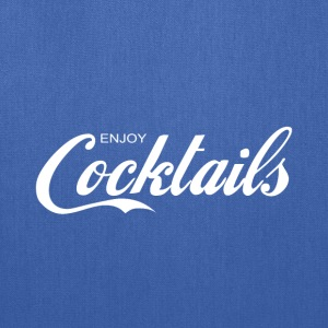 enjoy COCKTAILS - Tote Bag