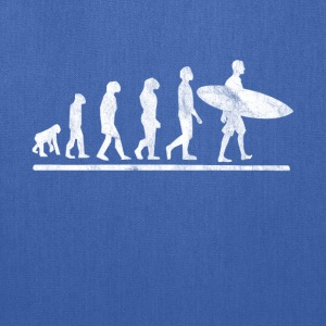 Evolution of surfing - gift - Tote Bag