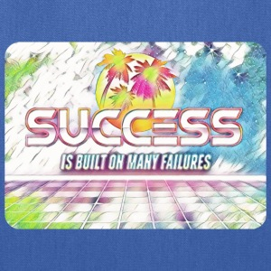 Success in Built on Failure (Beachy Style) - Tote Bag