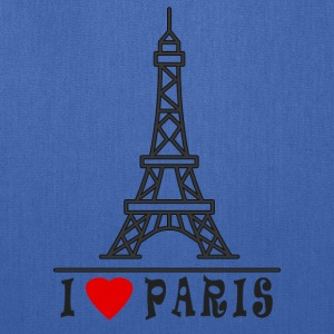 Paris - Tote Bag