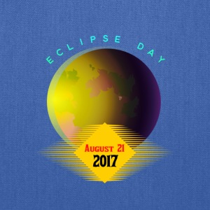 Solar eclipse day - Tote Bag