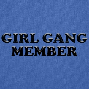 Girl gang member - Tote Bag