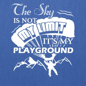 Paragliding Playground Shirts - Tote Bag