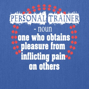 Personal Trainer Shirt - Tote Bag