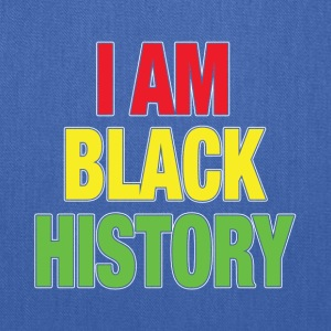 I am black history - Tote Bag