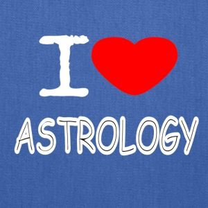 I LOVE ASTROLOGY - Tote Bag