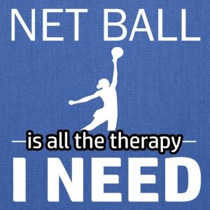 Netball is my therapy - Tote Bag