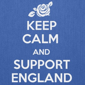 Keep Calm and support England - Tote Bag
