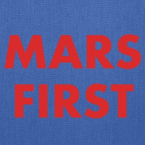 Mars First - Tote Bag