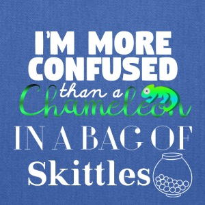 I'm more confused than a Chameleon - Tote Bag