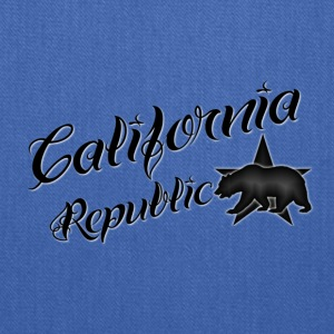 California Republic - Tote Bag