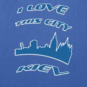 KIEV I love this city - Tote Bag