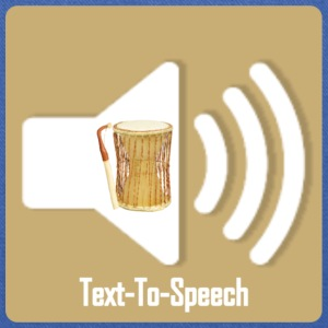 Text-To-Speech - Tote Bag