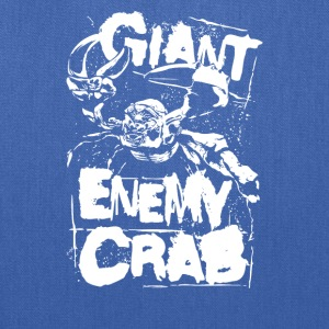 Giant Enemy Crab - Tote Bag