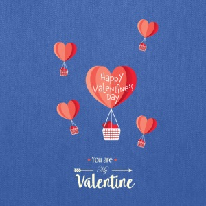 Happy Valentines Day - Tote Bag