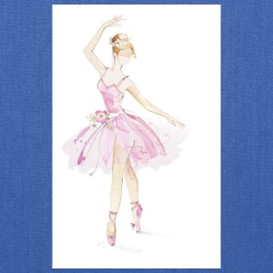 Ballerina Cups and Phone Cases - Tote Bag