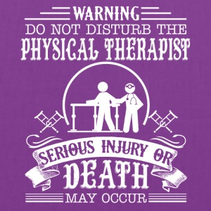 Physical Therapist Shirt - Tote Bag