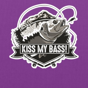 Bass Fishing Tshirt - Tote Bag