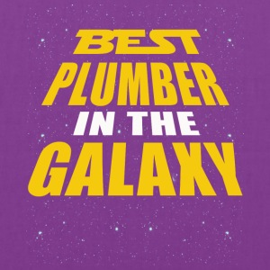 Best Plumber In The Galaxy - Tote Bag