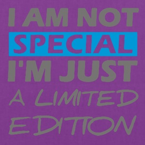 I'm Not Special I'm Just A Limited Edition Shirt - Tote Bag