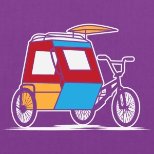 Philippines Padyak Tricycle - Tote Bag