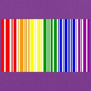 LGBT Bar Code - Tote Bag