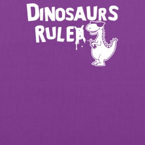 Dinosaurs Ruled - Tote Bag