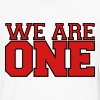 We Are One - Men's Premium Long Sleeve T-Shirt
