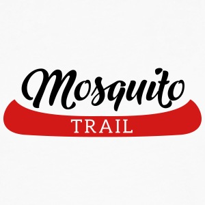Mosquito Trail Canoe - Men's Premium Long Sleeve T-Shirt
