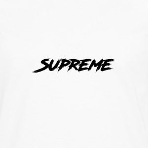 Supreme - Men's Premium Long Sleeve T-Shirt