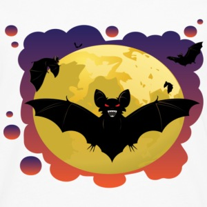 Halloween Bats - Men's Premium Long Sleeve T-Shirt